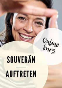 Onlinekurs Souverän auftreten Wirke wie Du willst mit Yvonne de Bark